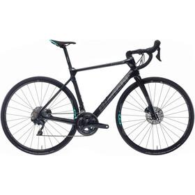 Bianchi Infinito XE Disc Ultegra, black/ck16 graphite full glossy